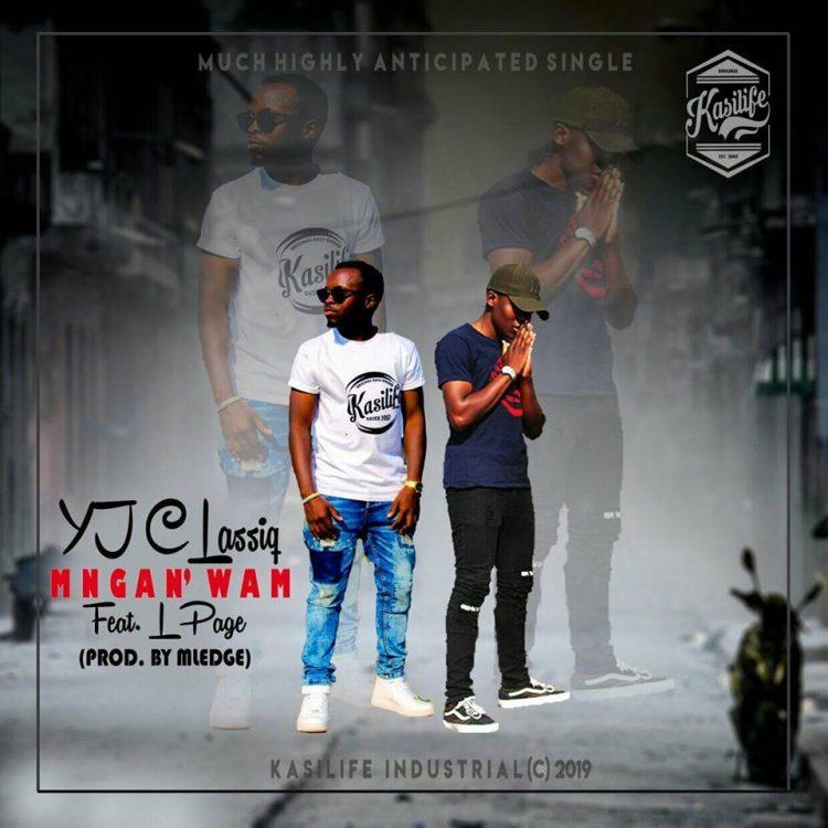 YJ CLassiq feat. L Page Mngani Wami Prod. By Mledge