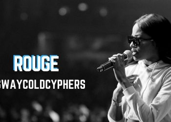 rouge freestyle in south africa swaycoldcyphers sways universe
