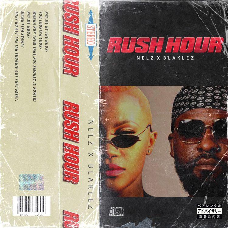 Nelz Rush Hour Blak