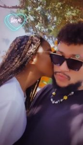 AKA and new bae kiss
