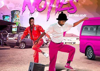 Tshego No Ties Remix ft King Monada x MFR Souls