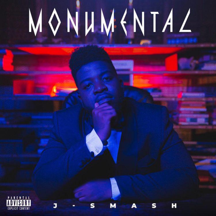 J Smash Drops New 'MONUMENTAL' EP Listen