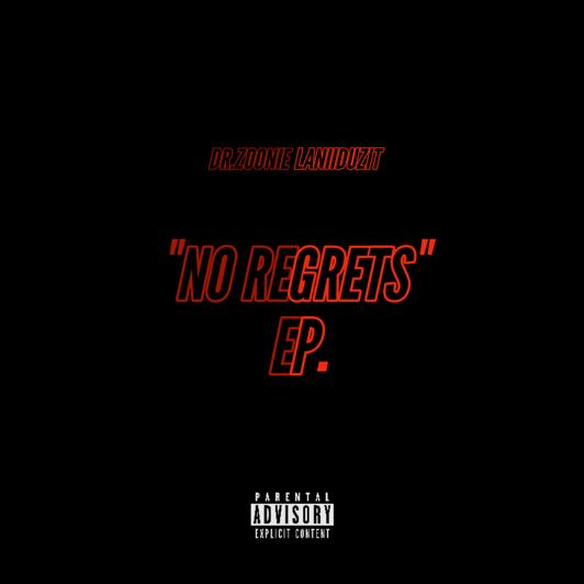 LANIIDUZIT Drops New NO REGRETS EP Listen 2