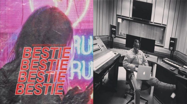 MadBoyMaxiiO drops new 'Bestie' joint [Listen]