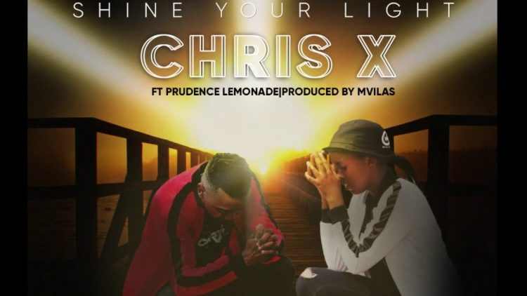 chris x drops shine your light ft prudence lemonade listen