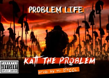 KATT THE PROBLEM ProblemLife Freestyle Prod By M TEEL Official Music Video