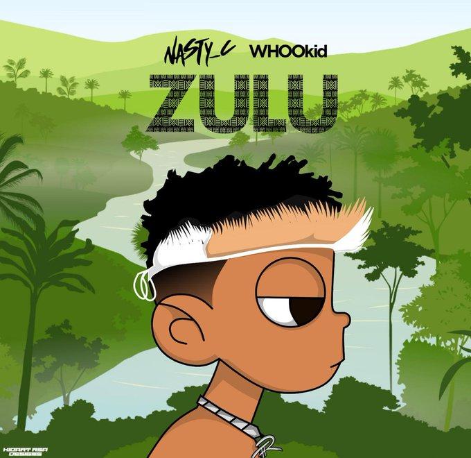 Nasty Cs New Mixtape ZULU With DJ Whoo Kid