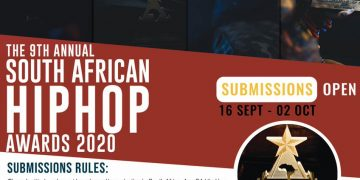 The Submissions For The @SA HipHopAwards SAHHA2020 Are Officially Open