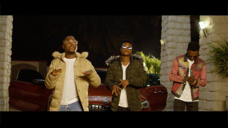 gwamba drops official yazabantu music video feat mlindo the vocalist watch