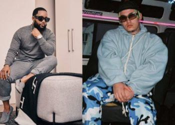 Cassper Nyovest protects Costa Titch from trolls