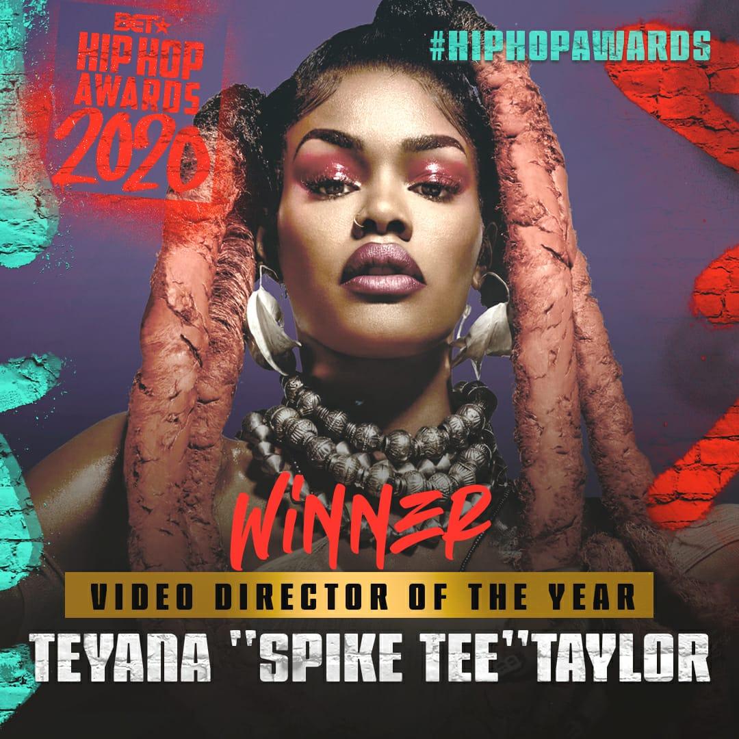 Teyana Spike Tee Taylor