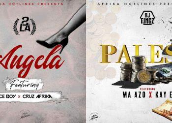 Afrika Hotlines Drops 2 New Singles, 'Palesa' and 'Angela' [Listen]