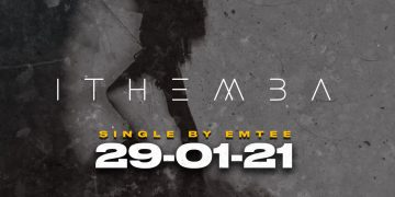 Emtee set to release his most anticipated single #Ithemba on the 29th of January