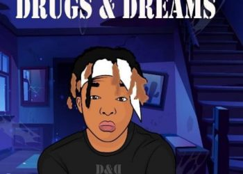New upcoming hip hop artist AB Parks releases debut EP 'Drugs & Dreams' featuring USA rapper Mandella Eskia