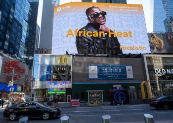 Spotify New York Focalistic