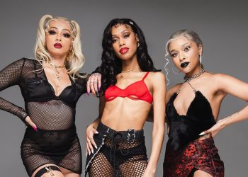 "CANADIAN FEMALE GROUP ""BLK"" SHAKES SA STREETS WITH NEW HIT SINGLE ""FWM"""