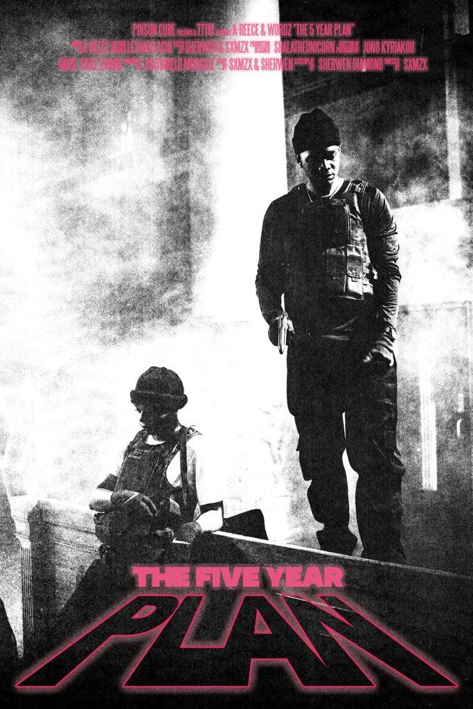 WATCH NEW A-REECE 'THE 5 YEAR PLAN' VISUALS FT. WORDZ