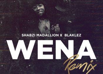 SHABZI MADALLION - WENA REMIX (FT. BLAKLEZ)
