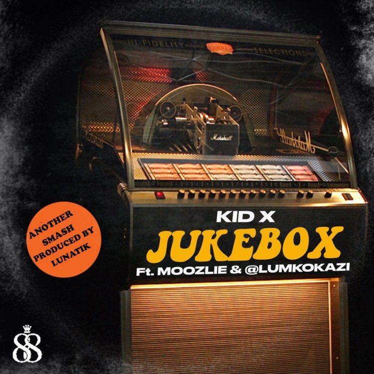 KID X TURNS UP THE VOLUME WITH SINGLE DROP JUBEBOX FT. MOOZLIE